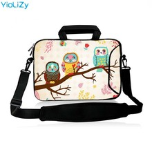 12 13 14 15 17 Inch big size  Computer Laptop Solid Notebook Tablet Bag Bags Case Messenger Shoulder unisex men womenSB-5797 стоимость