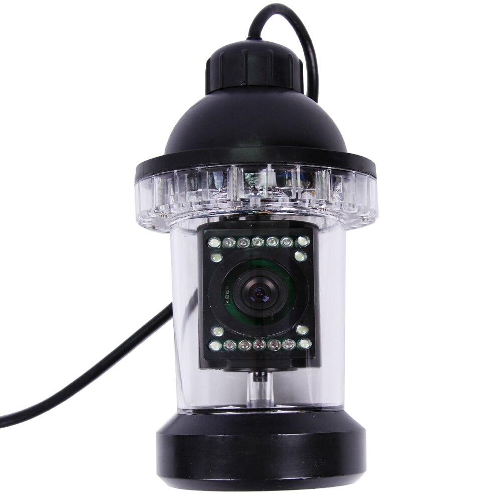 Undervattensfiske-kamerakit med 100 meters djup 360 roterande kamera - Säkerhet och skydd - Foto 5