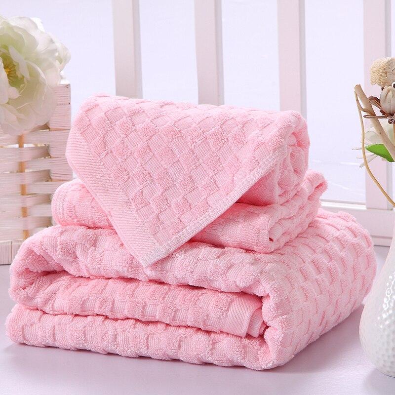 100  Bamboo Fiber Bath   Hand Towel Set 2 pieces Bathroom Beach For Girls. Online Get Cheap Girls Bathroom Sets  Aliexpress com   Alibaba Group
