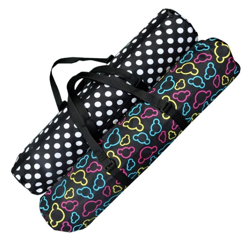 Waterproof Yoga Mat Case Pilates Mats Bag Carriers Sports Fitness Tool Carrier Pouch Multifunctional Yoga Mat Bag
