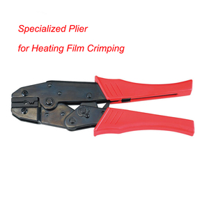 Image 4 - HS 11 Specialized Plier for Infrared Carbon Underfloor Heating Film Crimping Plier