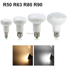 Free Shipping 7W/10W/14W/15W E27/E14 R50 R63 R80 R90 Umbrella LED Bulb Cool White/Warm White AC85~265V dimmable SpotLight Lamp