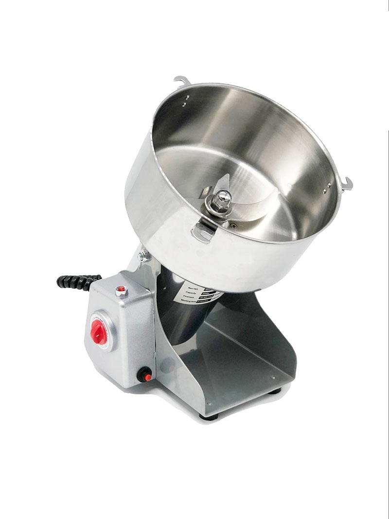 Molinillo de alimentos de gran valor fresadora de acero inoxidable máquina de molienda de polvo pequeño molino de harina eléctrica comercial para el hogar D273 - 2