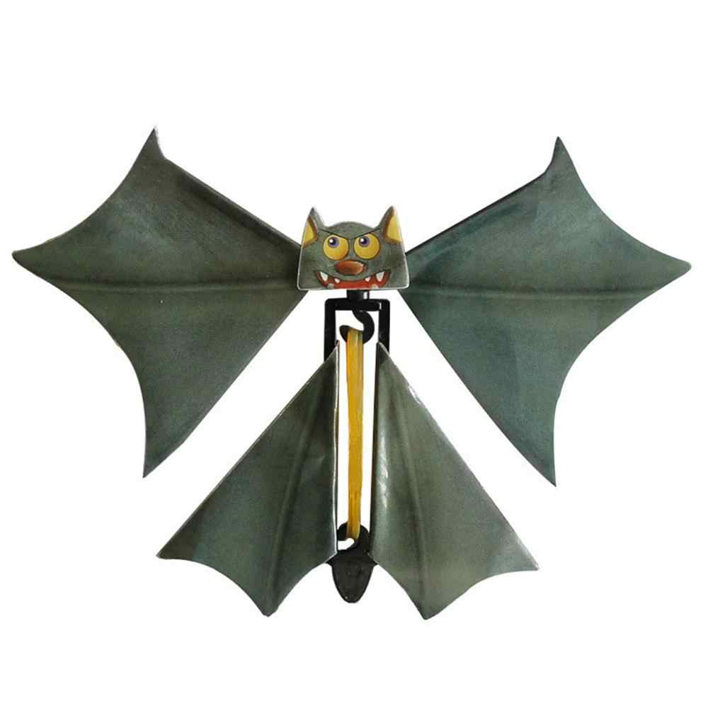 Magic Bat Flying Bat Hand Transformatie Fly Butterfly Magic Props Grappige Verrassing Prank Joke Magie Speelgoed