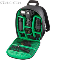 STANCHION Casual Camera Backpack Photography Bag Waterproof Anti Theft Detachable Men And Women Camera Backpack