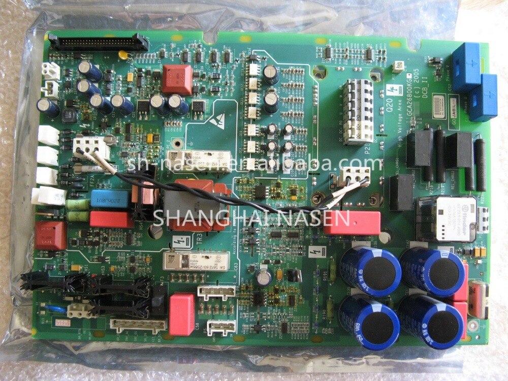 Board DCB_II GCA26800KG4 GDA610AAM1 (90% new)Board DCB_II GCA26800KG4 GDA610AAM1 (90% new)