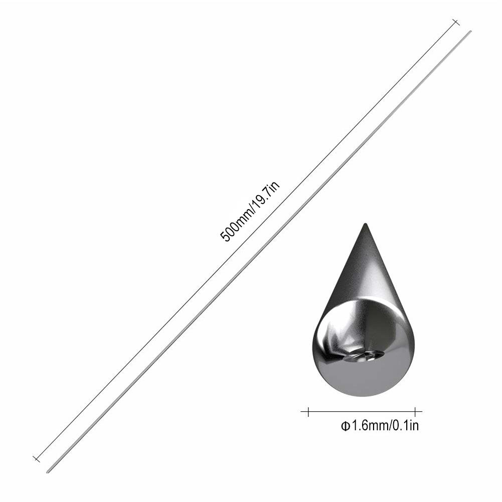 1.6/2mm Easy Aluminum Welding Rods Low Temperature No Need Solder Powder