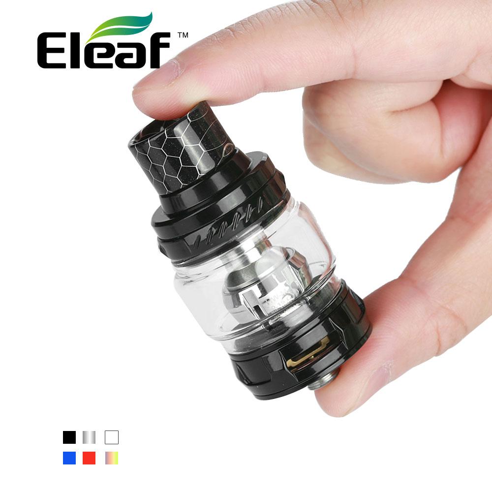 Originale Eleaf ELLO VATE Atomizzatore 2 ml/6.5 ml Serbatoio Facile Top Riempimento Fit HW Serie Bobine di Sigaretta Elettronica vape Serbatoio vs melo 4