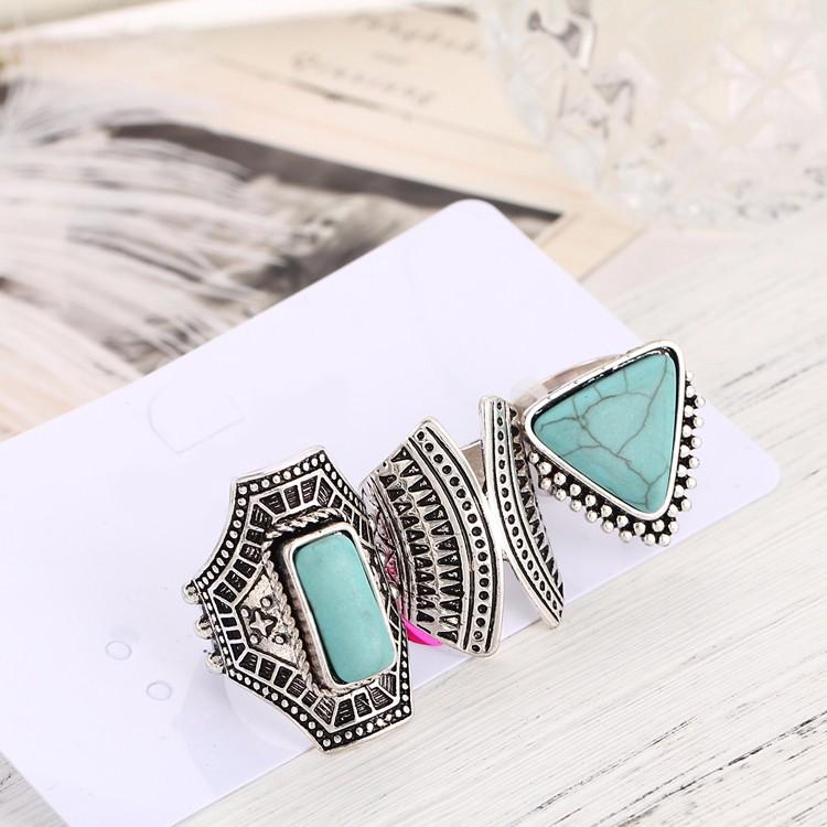 HTB11BO6MVXXXXc2XVXXq6xXFXXX3 Boho Style 3-Pieces Vintage Punk Knuckle Ring Set For Women - 2 Colors