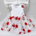 girls summer dress korean markets clothes for children 9 years girls evening dress kids gown dress baby girl frocks NQ113