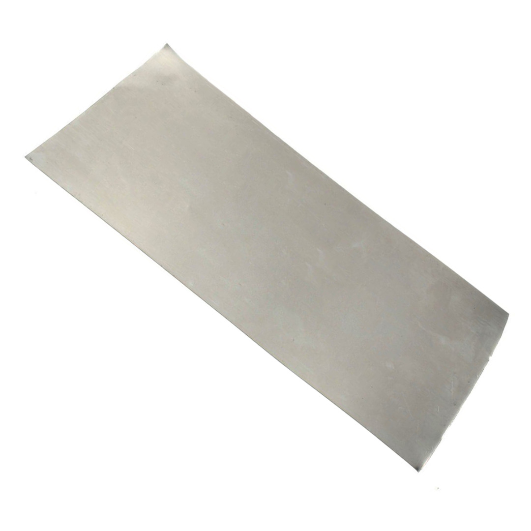 1pc 0.3mm Thickness High Purity Thin Sheet Nickel Plate Foil 100*200mm with Corrosion Resistance For Industry Tools 0 08 thickness 0 08 100mm authentic 304 321 316 stainless steel col rolled bright thin foil tape strip sheet plate coil roll