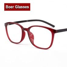 2017 new retro big women's full rim light weight TR90 eyeglasses square eyewear prescription eye glasses Rxable S3108