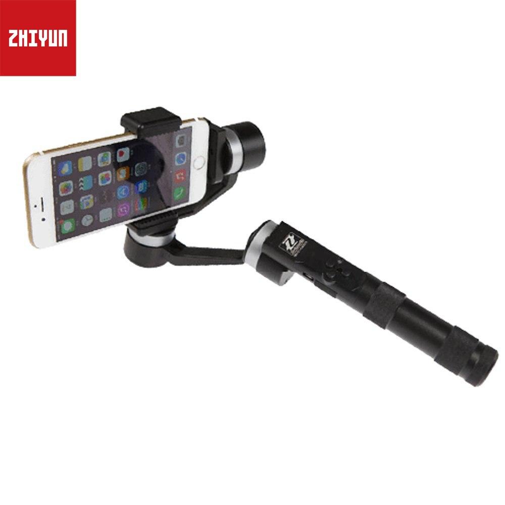 Zhiyun z1 smooth C Multi Функция шарнирный 3 осевой держатель для видеокамер GoPro PTZ стабилизатор крепления камеры штатив держатель для смартфона iPhone