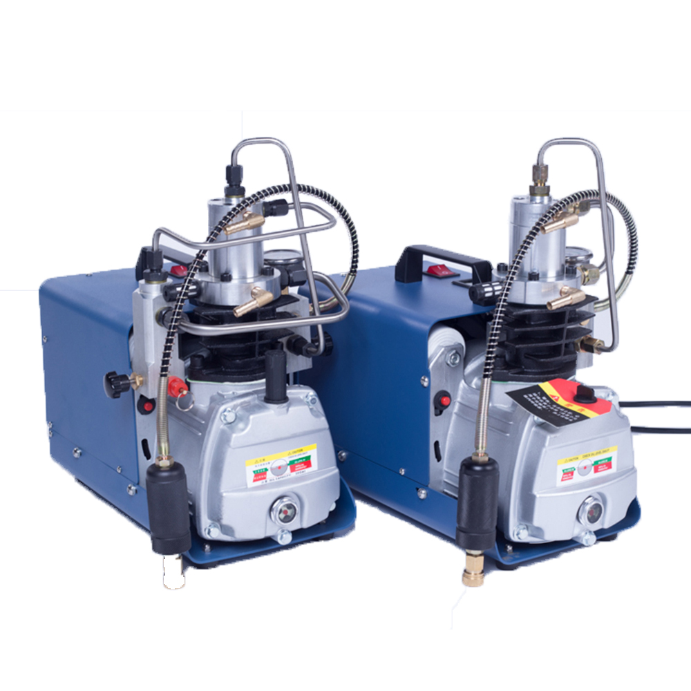 1PC 220V/110V 30MPA 300BAR 4500PSI High pressure Air Pump Electric Air Compressor with Mounting Accessories, FOUR TYPE OPTIONAL