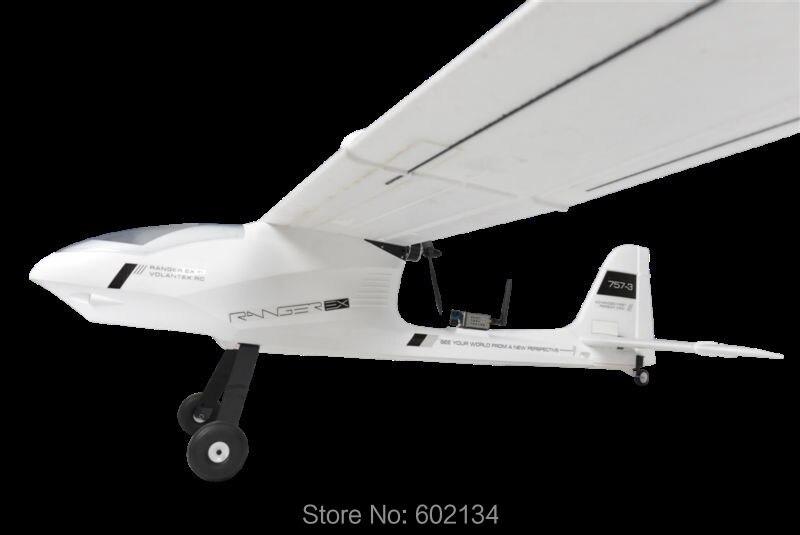 Nouveau TW757-3 757-3 Ranger EX longue portée FPV aéronef sans pilote (UAV) plate-forme Unibody grand poids porteur (ensemble de KIT et ensemble PNP)
