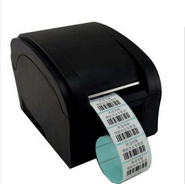 High Quality 20 82mm USB Port Thermal Barcode Printer Qr Code Label Receipt Wholesale In Printers From Computer Office On