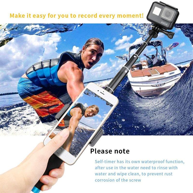 Statiiv GoProle ja telefonidele