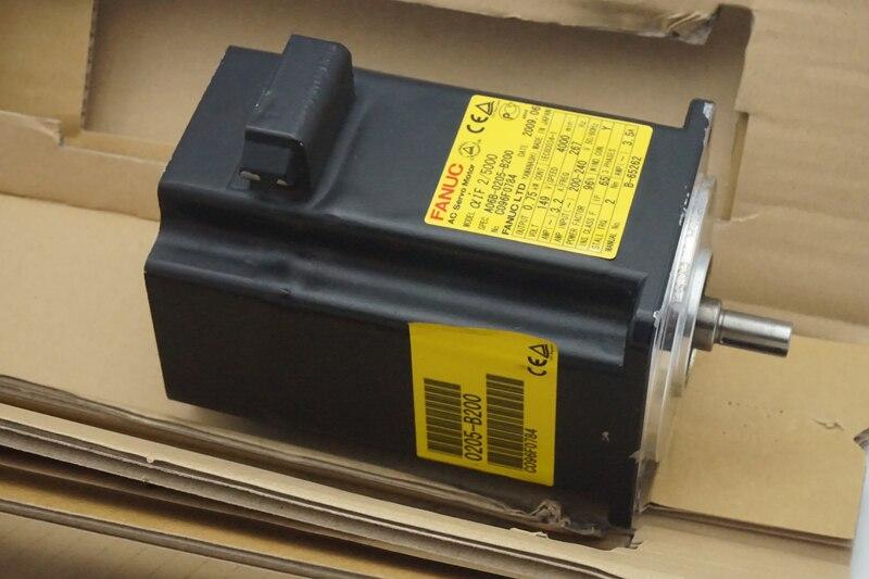 ファナック A06B-0205-B200 輸入元の保証 1 年