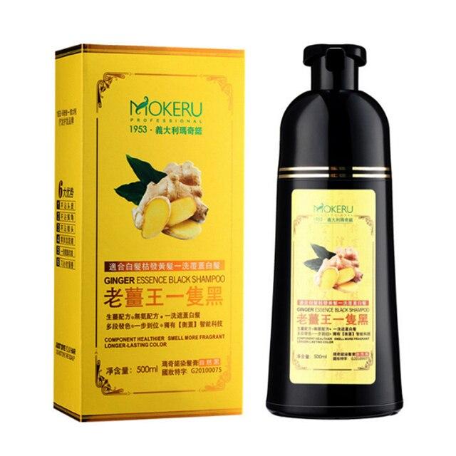 Natural Temporary Hair Colorshampoo Based Hair Color Shampoo ...