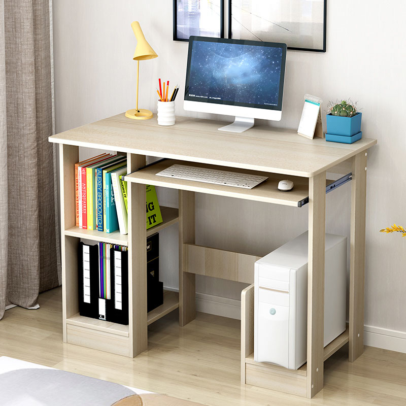 Simple Computer Desk Modern Office Desk Student Writing Studying Desk High  Quality Learning Table Home Furniture In Laptop Desks From Furniture On ...