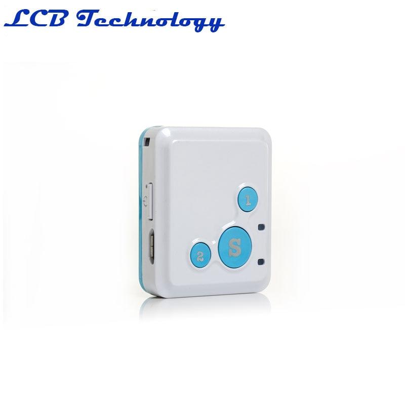 Hot Sale Mini Personal Kids Child GSM GPRS GPS Tracker SOS Communicator RF V16 Realtime Website