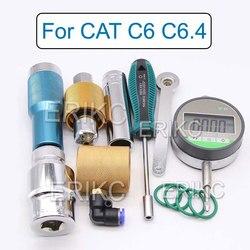 Wtryskiwacz oleju napędowego demontaż demontaż narzędzia zestaw testowy E1024028 pomiar wtrysku silnika do wtryskiwacza CAT C6 C6.4