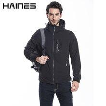 ФОТО haines man jacket summer breathable thin military jackets jaqueta masculina hooded waterproof windproof bomber jacket