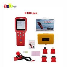Оригинал Xtool X100 PRO X-100 X 100 PRO Auto Key Программист X100 + X100 Плюс X100 Программист EEPROM Адаптер Поддержка Пин-Код