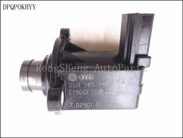 DPQPOKHYY Air Infektion Umsteller Ventil Für Audi A3 A4 A5 A6 Volkswagen 06H145710C