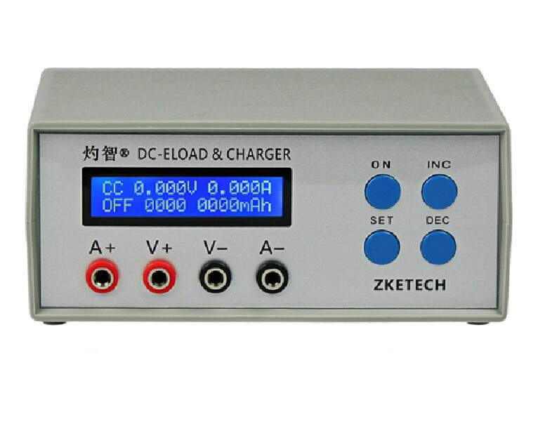 EBC-A05+ Electronic Load Battery Capacity Tester Battery Testing Power f/Mobile battery capacity testing electronic load nicd and nimh mobile power supply tester tec 06 lithium battery page 3