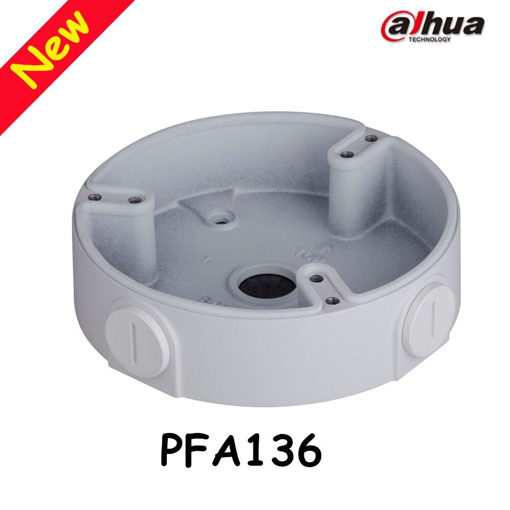 DAHUA Junction Box PFA136 IP Camera Brackets Camera Mounts