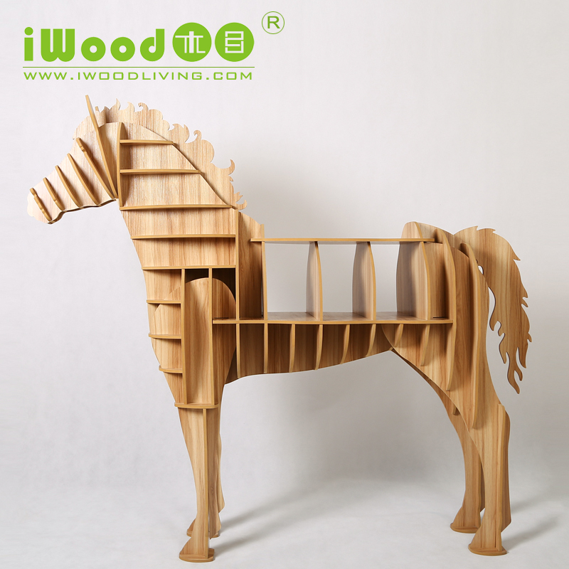 Aliexpress.com : Buy 9mm MDF Horse Shape Table Living Room Art Furniture  From Reliable Furniture Etc Suppliers On IWood Factory