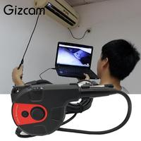 5MM IP67 Android Endoscope Inspection 6LED USB Borescope Camera HT 88AC