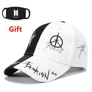 Baeybe BTS baseball cap hip hop Rapper DJ men women sun hat f05267b0d1f