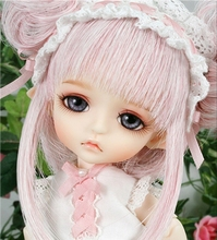 flash sale!free shipping!free makeup&eyes!top quality bjd 1/8 baby doll lati Special Elf ver. Lea cute sd yosd hot toy kids sudoll 1 6 bjd doll bjd sd baby girl toy free shipping