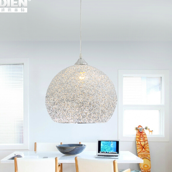 moderne led hanglamp bal hanglamp opknoping voor woonkamer keuken ...