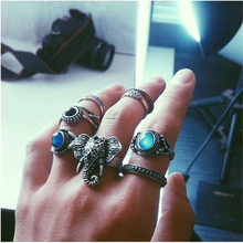 Ring 2016 New Hot Bohemian Elephants