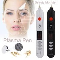 Wrinkle Beauty Monster Plasma Pen Dark Spot Pigment Mole Tattoo Wart Freckle Removal Tool Skin Firming Ionic Skin Care Machine