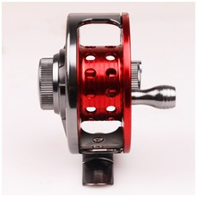 New Hot Fly Fishing 2+1 Ball Bearing 1:1 Lightweight CNC Anodized Aluminum Fly Reel