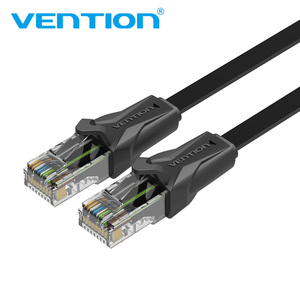 Image 1 - Chính hãng Vention Cat6 Cáp Dù RJ45 Cat 6 Phẳng Mạng LAN Cáp RJ45 Dây 1 M/5 M/ 10 M/20 M cho MÁY TÍNH Router Laptop Cáp Ethernet