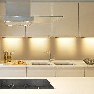 Image 5 - Barra de luz LED con sensor de barrido manual, 5W, 6W, 7W, 12V, tubo de luz LED, lámpara de cocina con Sensor de movimiento de mano, 30cm, 40cm, 50cm