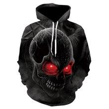 купить Plus Size Wolf Hoodies 3d Print Animal Wolf Men's Hoody Sweatshirt Alisister Hip Hop Unisex Pullover With Big Pockets Tops дешево