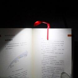 Itimo livro luz livro lâmpada de leitura clip-on livro luzes dobrável led noite lâmpada para leitor kindle ajustável flexível com bateria