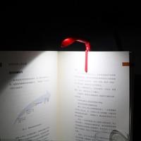 Itimo livro luz livro lâmpada de leitura clip on livro luzes dobrável led noite lâmpada para leitor kindle ajustável flexível com bateria|book reading lamp|reading lamp|book reading -