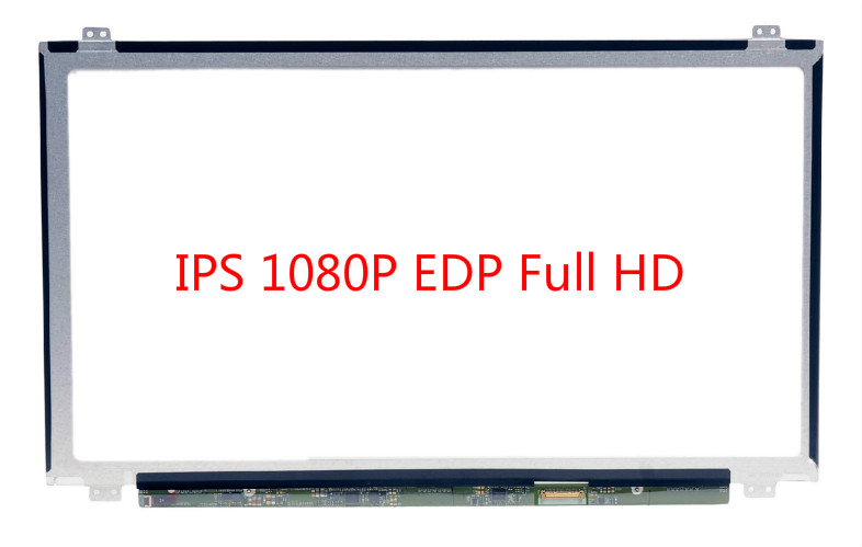 15.6 LED LCD Laptop IPS matrix Screen For Lenovo LEGION Y520-15IKBN No Touch Display