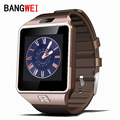 BANGWEI Smart Watch Clock With Sim Card Slot Push Message Bluetooth Connectivity Android Phone Better Than DZ09 Smartwatch