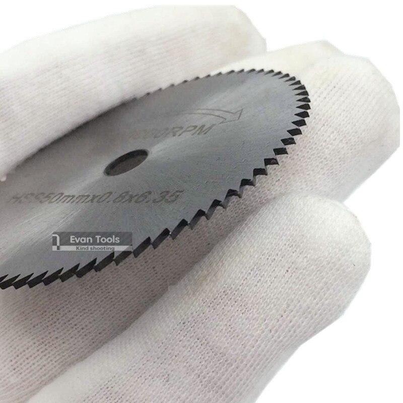 7PCS HSS Rotary Tool 22/25/32/35/44 / 50mm Hojas de sierra circular - Hojas de sierra - foto 6