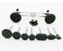 Better PDR Tools- Paintless Dent Repair Bridge Tool kit Car Dent Repair Tools Pulling Bridge Dent Removal Hand Tool Set +GIFT