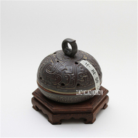 Creative Aroma Burner Handmade Ceramics Censer Sandalwood Incense Coil Towers Incense Burner Home Gifts With Base 4hour