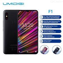 font b UMIDIGI b font F1 Play Android 9 0 48MP 8MP 16MP Cameras 5150mAh